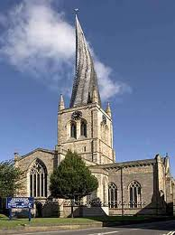 St Mary and All Saints, Chesterfield