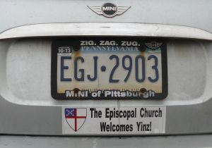 The Episcopal Church Welcomes You Plural
