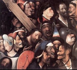 Bosch, Carrying the Cross